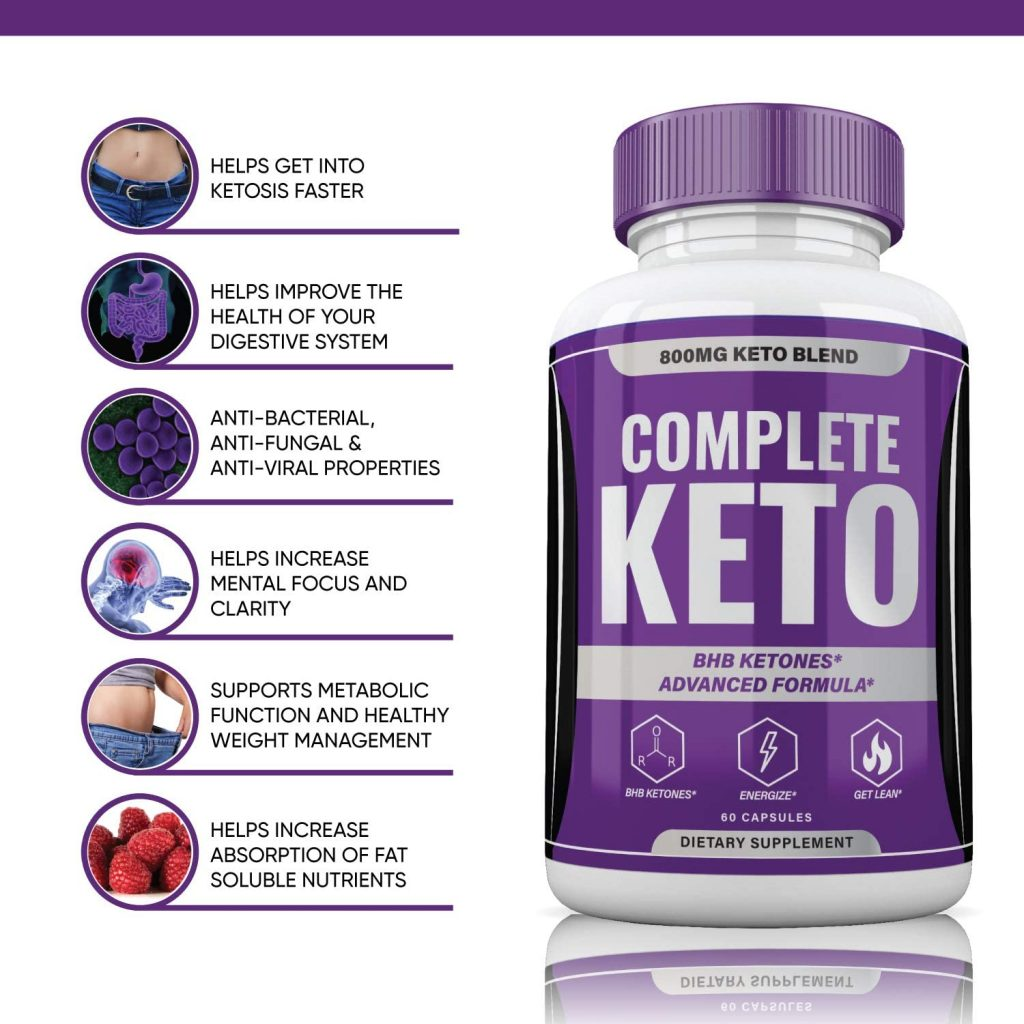 Keto Complete – pour minceur - France – action – site officiel